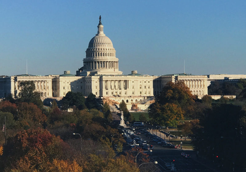 Inauguration Week in DC