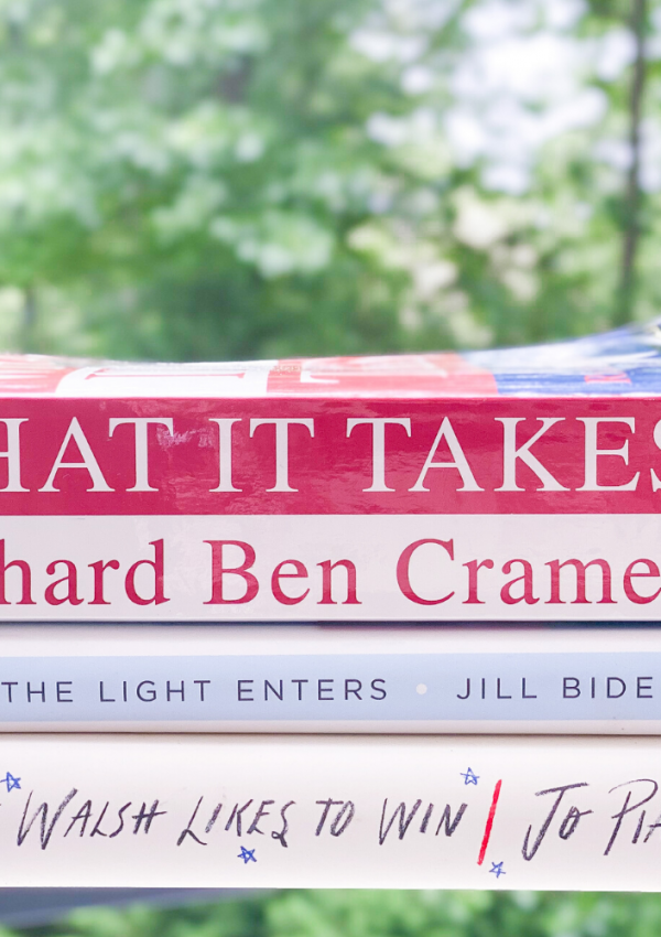 Political Books For Your  Election Year Reading List