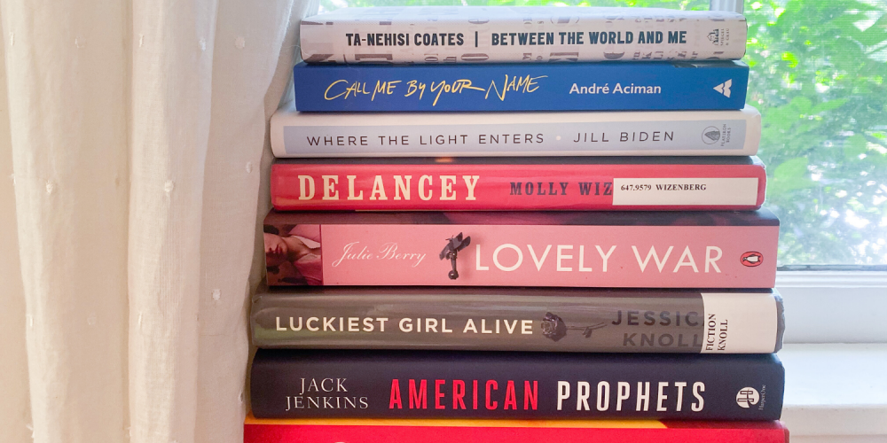 What I Read in June 2020