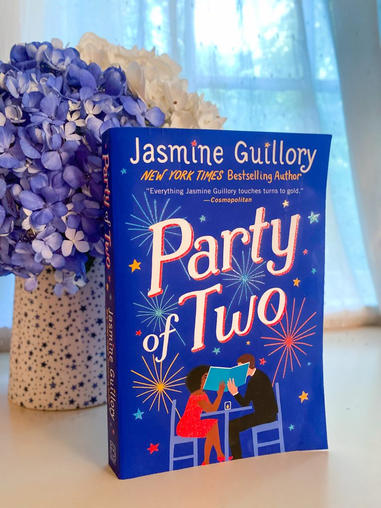 What I Read in July 2020 –Party of Two