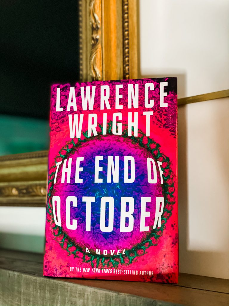 What I Read in October The End of October