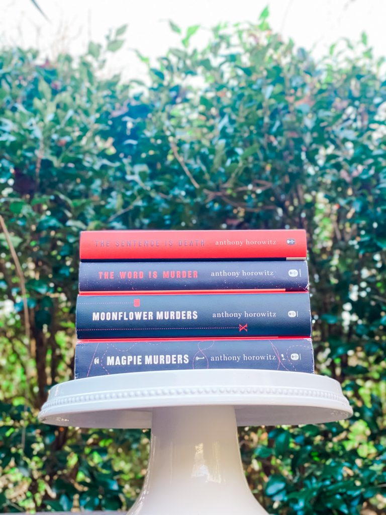 What I Read in January and February 2021 Anthony Horowitz