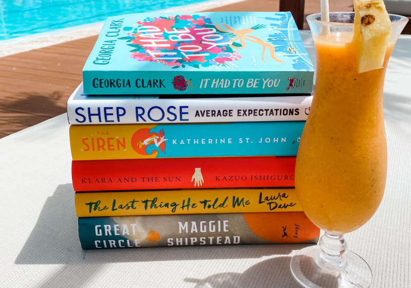 2021 Summer Reading Recommendations