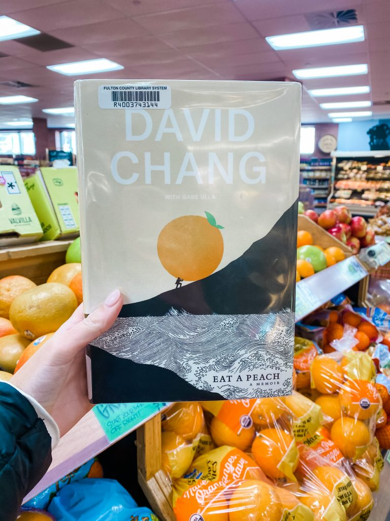 2021 Summer Reading Recommendations – David Chang