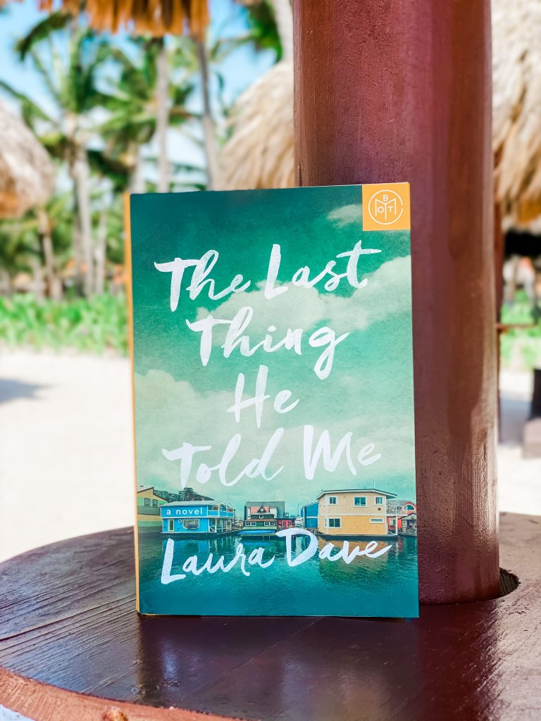 Summer Reading Recommendations –Laura Dave